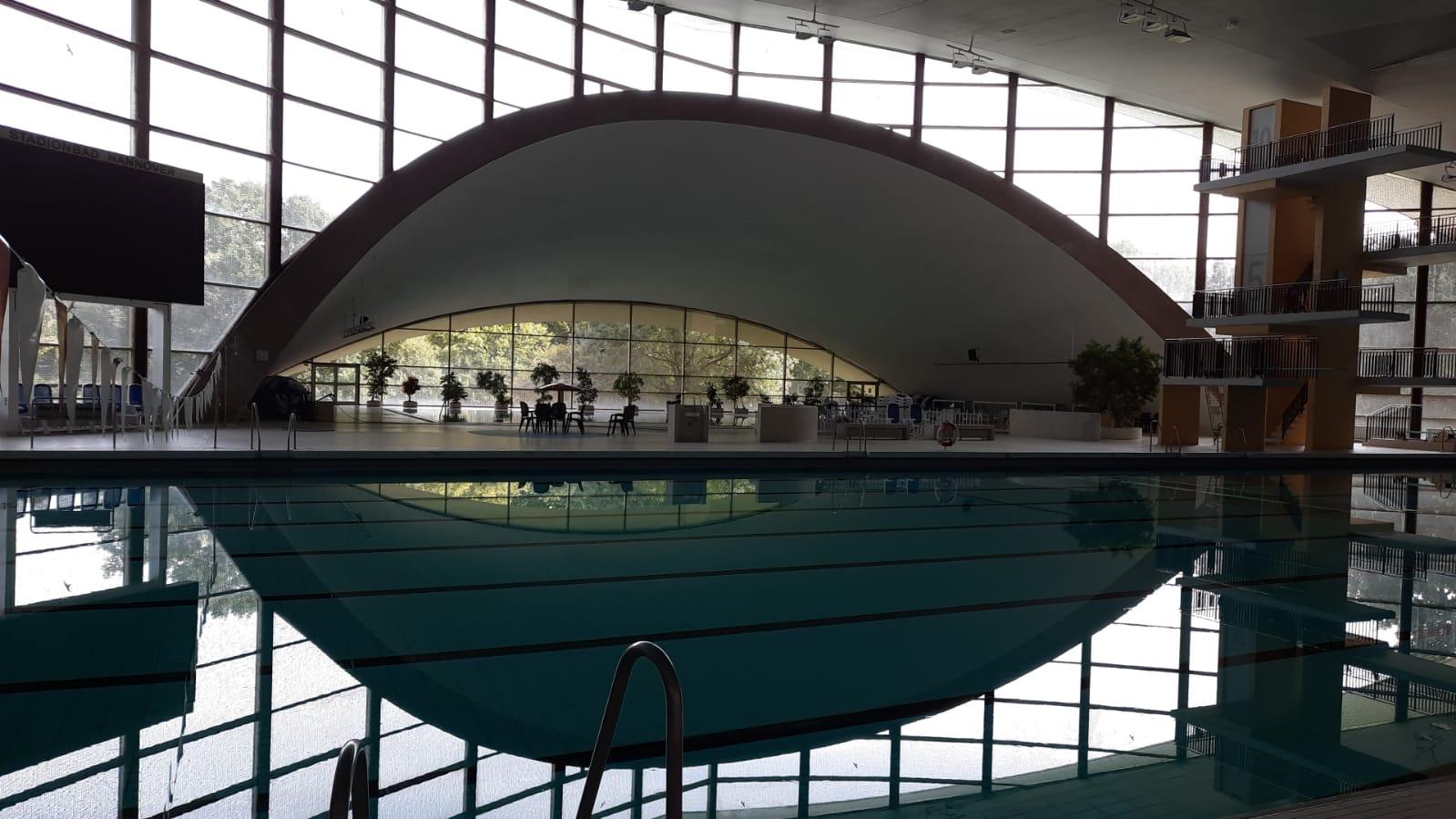 Read more about the article Trainingsstart in den Hallenbädern