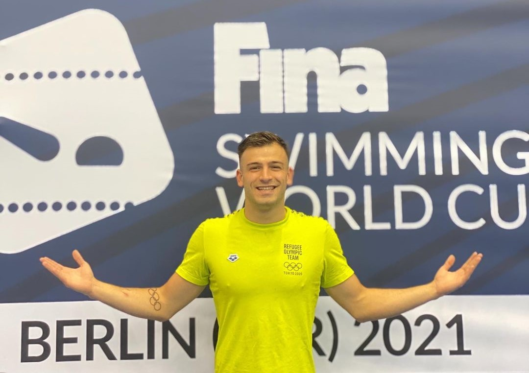 Read more about the article Alaa Maso beim FINA Swimming WorldCup 2021